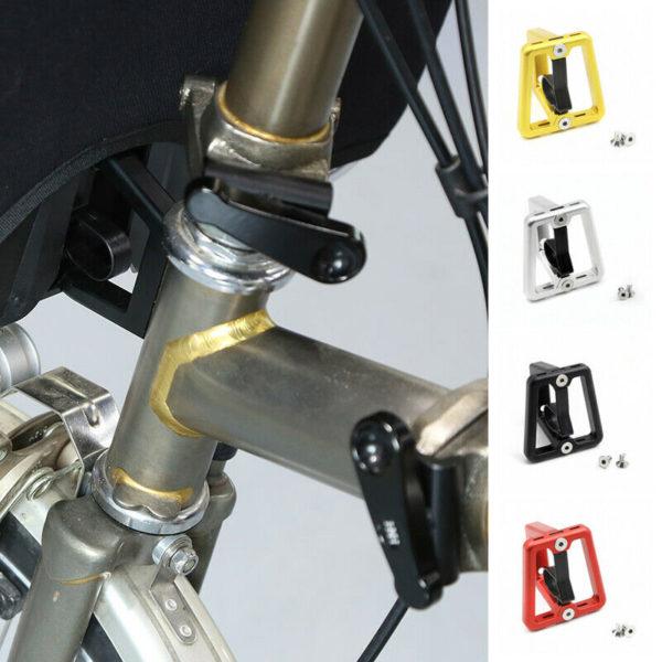 Assembly Block Bracket Aluminium alloy Cycling Lightweight Folding Bike
