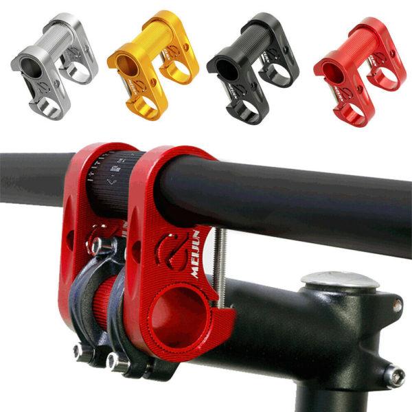 Handlebar stem Folding bike Aluminum Alloy 25.4mm Refit MEIJUN Practical