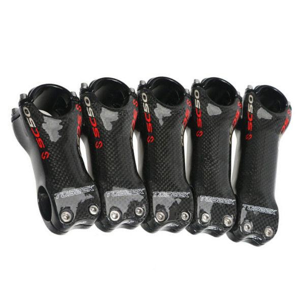 TOSEEK Bike Stem Folding Bicycle Handlebar 70-130mm Accessories Useful