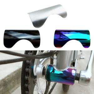 Universal Folding Bike BB Frame Protector Bottom Bracket  Anti-Scratching Patch