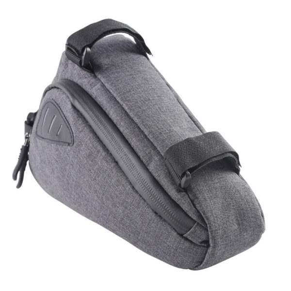 Waterproof Mountain Road Folding Bike Triangle Bag with Reflective Stripes ⑧Y