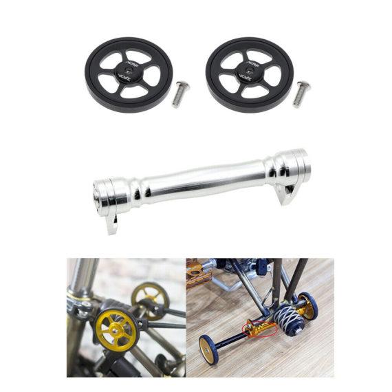 Folding Bike Easy Wheel Easywheel Mount Extend Bar Extender Bracket Parts