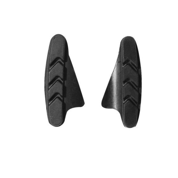550V Road Folding Bike C Brake Pad Bicycle Rubber Brake Holder Shoes Blocks ⑧Y