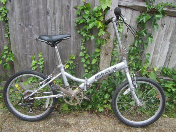 "Viking Easy Street Folding Bike - 20"" Tyres"