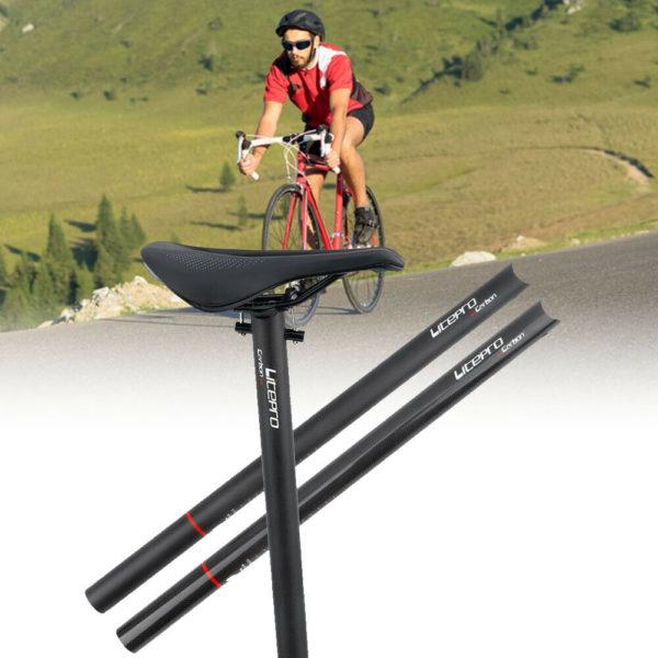 Litepro Seat Post 580mm Bike Cycle Folding Bike, One Size Seatpost Seat Tube New