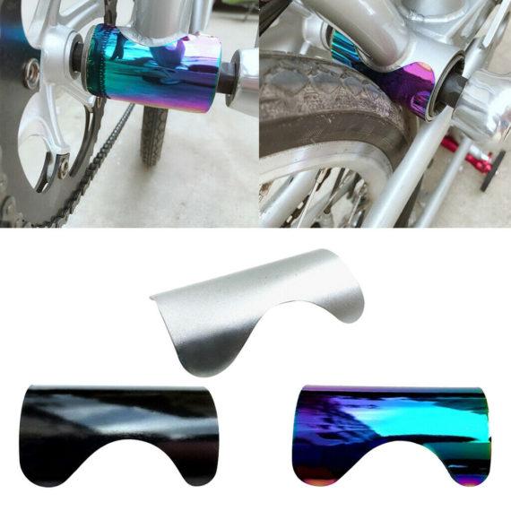 Folding Bike BB Protector Bottom Bracket Frame Protection Sticker Bicycle Guard