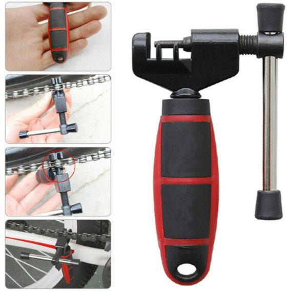 Repair Chain Splitter Maintenance Folding Bike Bicycle Cycling Durable
