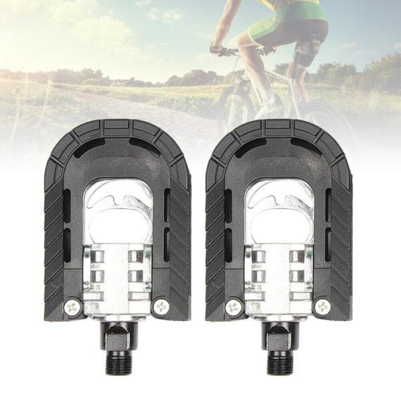 1 Pair of Universal Mountain Folding Bike Pedal Aluminum Alloy Pedal