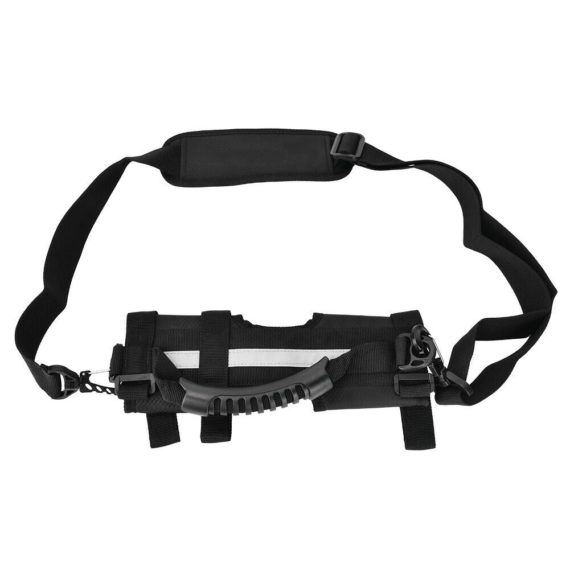Portable Folding Bicycle Handle Strap Scooter Hand Carrier Soft Cycling