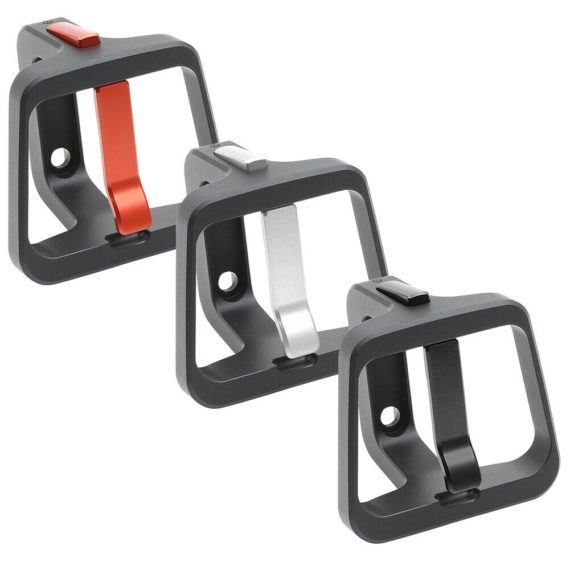 Front Carrier Block Folding Bike CNC Processing Aluminum Alloy For Brompton