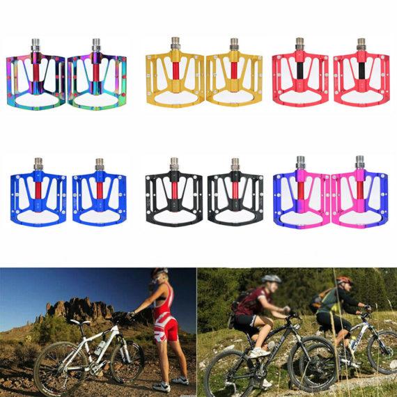 Mountain Pedals Bike Bicycle 3 Bearing Flat Folding bikes High Quality