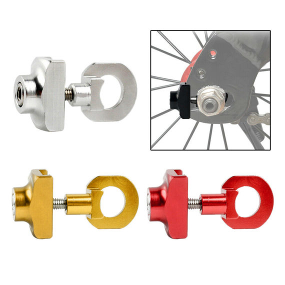 Universal Chain Tension Adjuster Adjustment Tool Folding Bike Bicycle Supplies