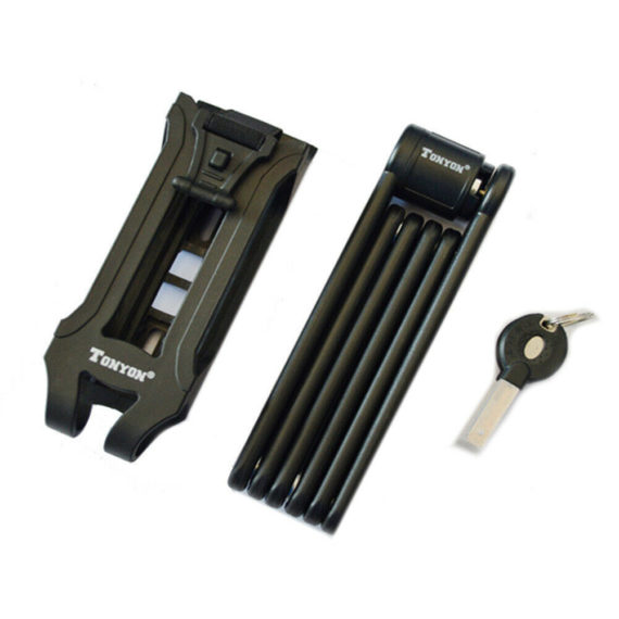Portable Lock Folding Bike Lock Joints Anti-theft Durable High quality