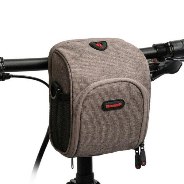 Handlebar Bags Sports Folding Bike Bicycle Front Bag Frame Tube Handle Bag HOT