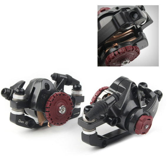 Disc Brake Calipers Front Rear MTB Disc Brake AB7 For mountain road folding bike