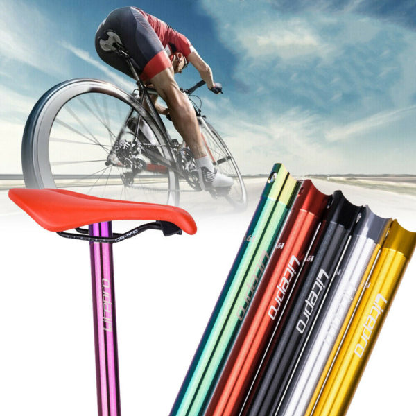 Super light Seatpost Folding Bike Accessories Seat tube Ultra Light Durable. New