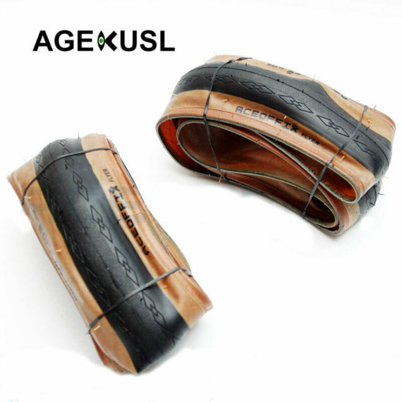 Aceoffix 16' *1.25 32-349 Bike Tyres Tire For Brompton Folding Bicycle 2pcs