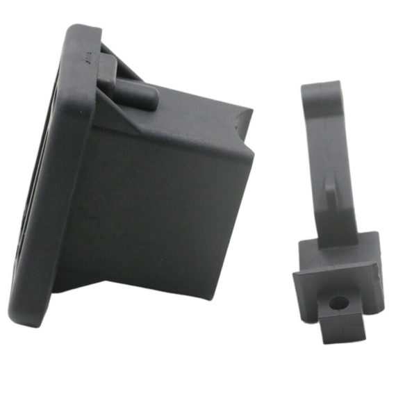 Front Carrier Block Durable Mount Folding Bike PVC Clip Cycling For Brompton