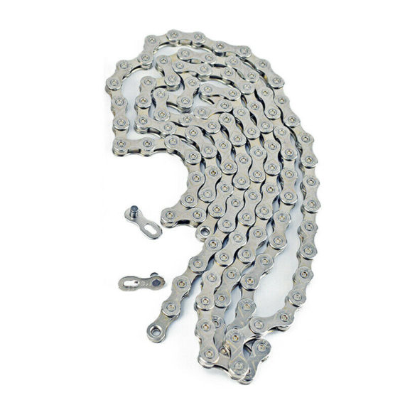 Sprockets Bicycle Chain Folding Bike Variable Ultra Light Silver Parts Useful