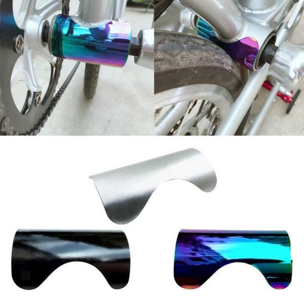 Folding Bike BB Protective Frame Adhesive Bottom Bracket Protection