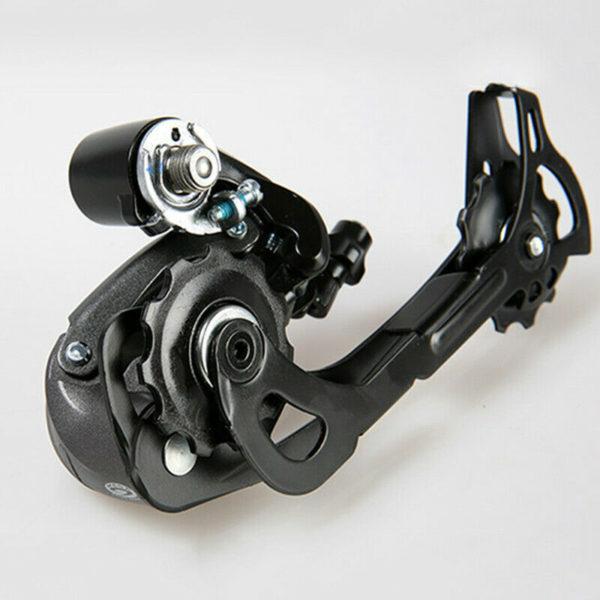 Mountain Bike Bicycle Rear Derailleur 27/9 Speed MTB Folding Bike Drive System