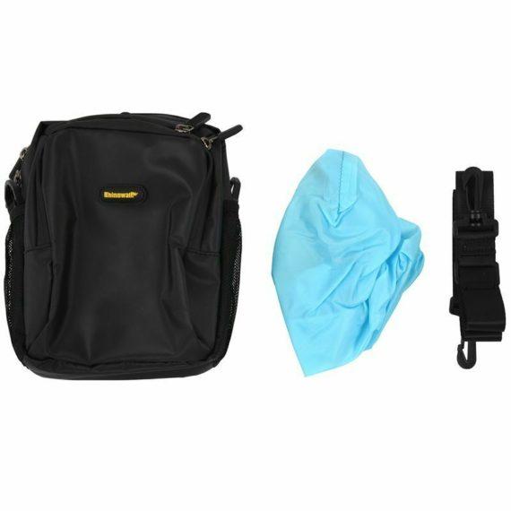 2X(RHINOWALK 4L Bicycle Handlebar Bag Full Waterproof Folding Bike Front BaA4K7)