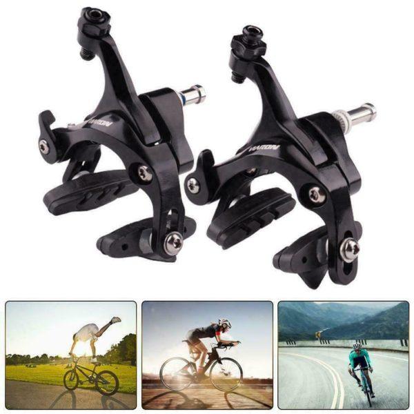2*Road Bike Caliper Brake Folding Bicycle Calipe Brake Pivot Dual P8Y1