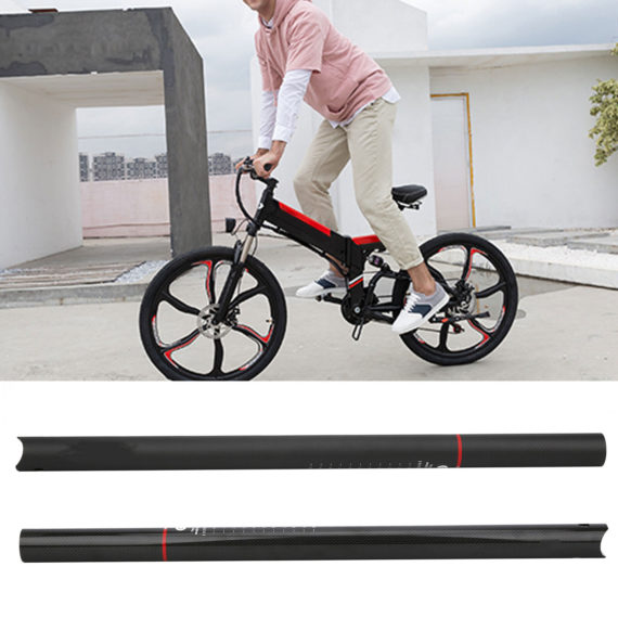 Folding Bicycle Carbon Fiber Seatpost 33.9x580MM SP8 412 Seat Post Cycling Accs