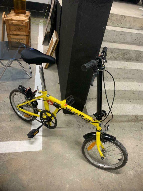 Folding Bike / Bicycle - Bike-in-a-bag - like Brompton - NO RESERVE!