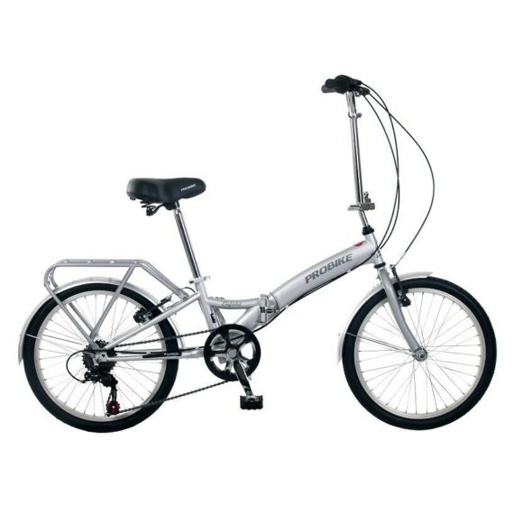 """Probike Enfold Folding Bike 20"""" Wheel"""