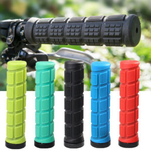 1 Pair Mountain Bike Anti-Slip Aluminum Alloy Silicone Folding bike Bicycle Part