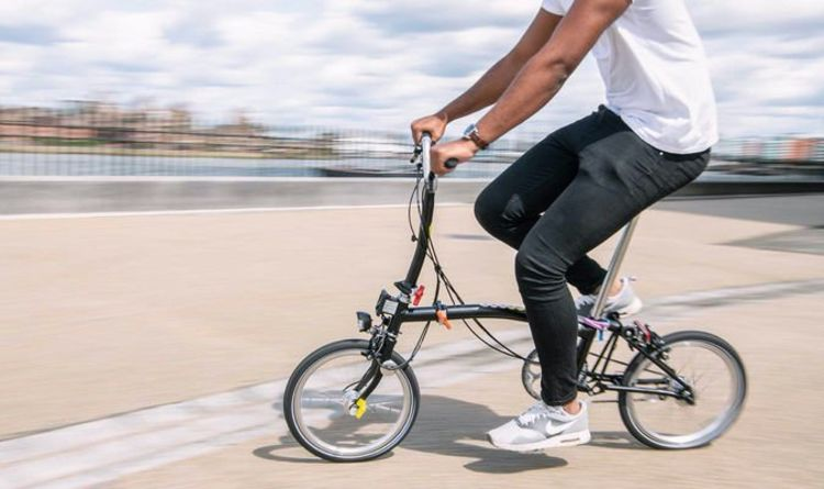 You can now get a Brompton folding bike for £1 to avoid commuting on sweltering trains - Express