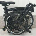 `S6L Black Blk ed'n × Titanium 6 speed Fold bike 🌎World📦📪📩 P&P 2020 bnmib – Folding Bikes 4U