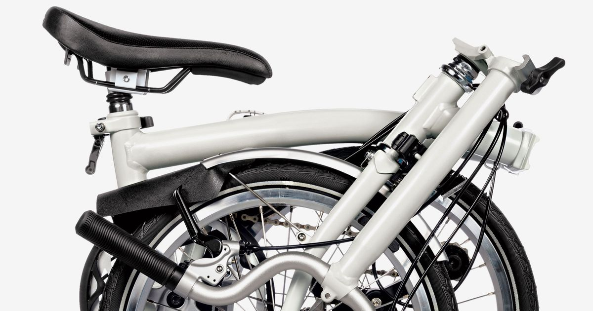 I Tested a Bunch of Folding Bikes to Find the Four Best Ones - New York Magazine