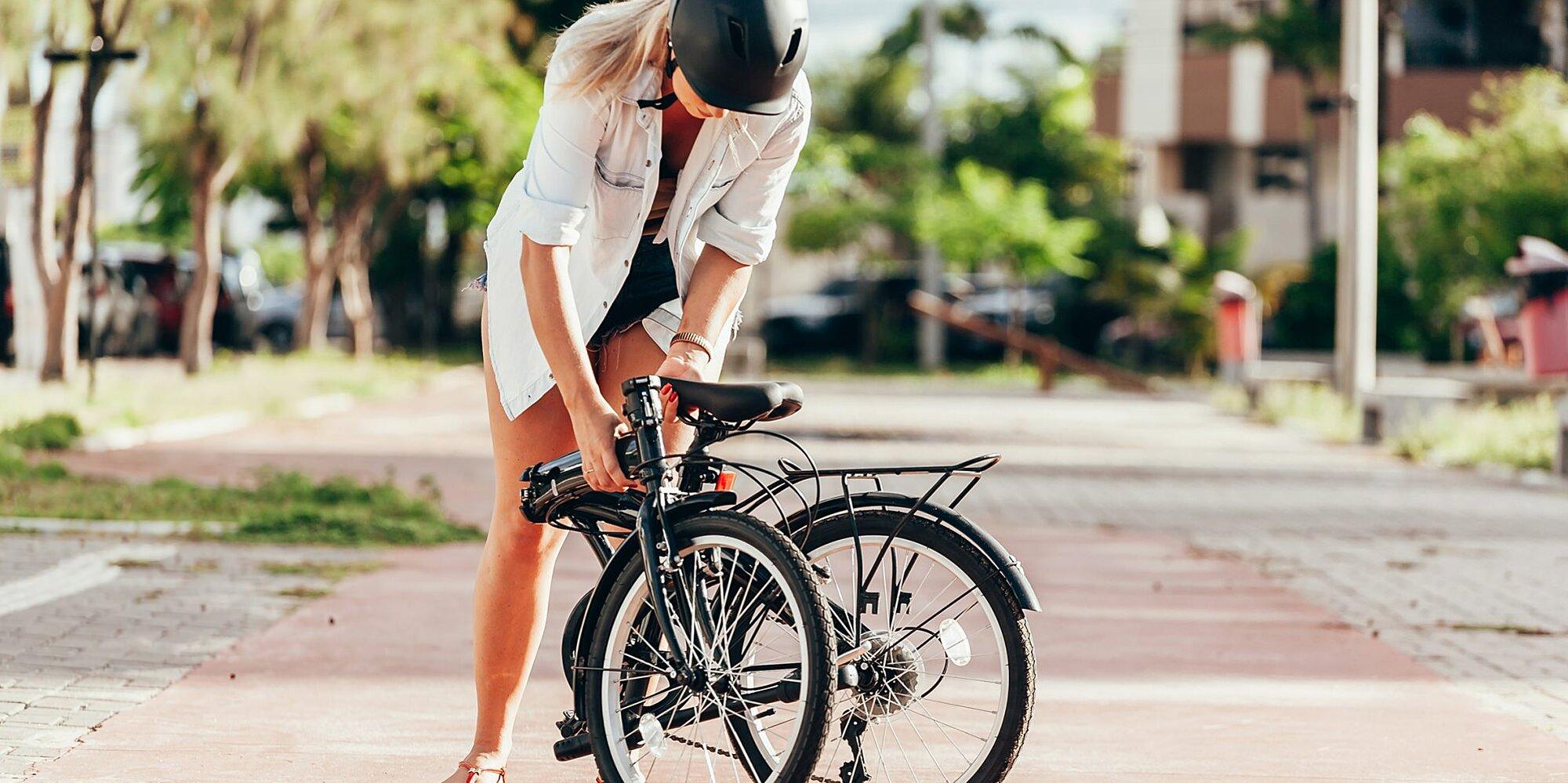 The Best Folding Bike Options for Commuting, Mountain Biking, Trails, and More | Shape - Shape Magazine