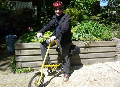 Treehugger Voices A Review of My Strida Folding Bicycle - Treehugger