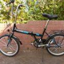 Classic Saker Folding Bike – Folding Bikes 4U