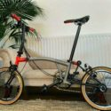 **Brompton CHPT3 V3 S6E-X 2020 Superlight Titanium In Box Folding Bike** – Folding Bikes 4U