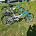 2 x Compass Northern Foldable bikes (used 6 times) – Folding Bikes 4U