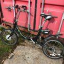 24-ego Electric bike spare or repair  – Folding Bikes 4U