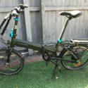 Btwin 500e folding electric bike – Folding Bikes 4U
