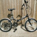 **(New other) Folding bike Challenge Flex   20″ Wheels. Motorhome caravan bike.  – Folding Bikes 4U