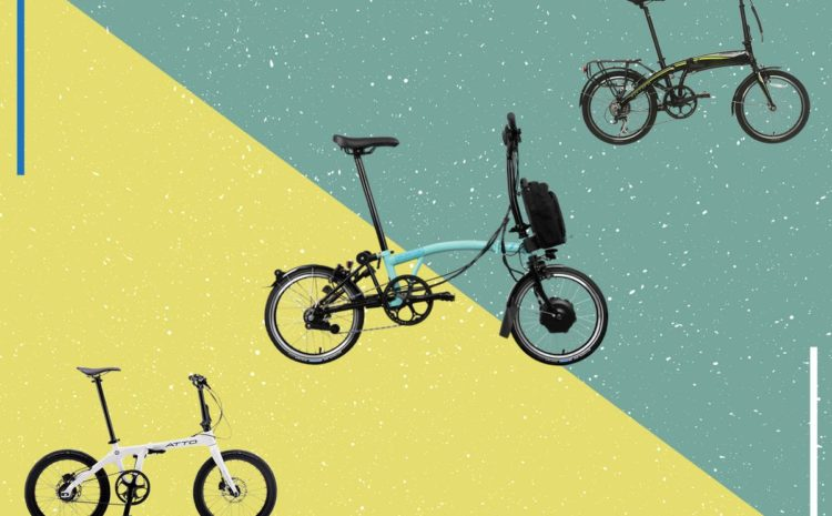 8 best folding bikes that are lightweight and practical - The Independent