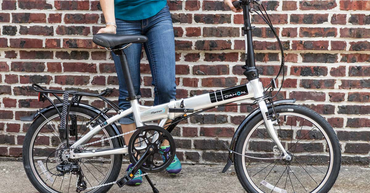 The Best Folding Bike - The New York Times