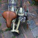 Folding Bicycle – Kringla Cream – Swedish Design – Folding Bikes 4U