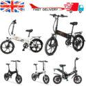 14 / 16 / 20 Inch Electric Mountain Bike Ebike Folding E-Citybike Bicycle h W2L6 – Folding Bikes 4U