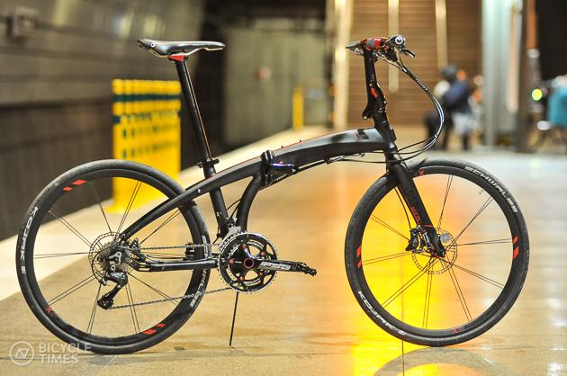 First Impression: Tern Eclipse X22 Folding Bicycle — Bike Hacks - Bicycle Times Magazine